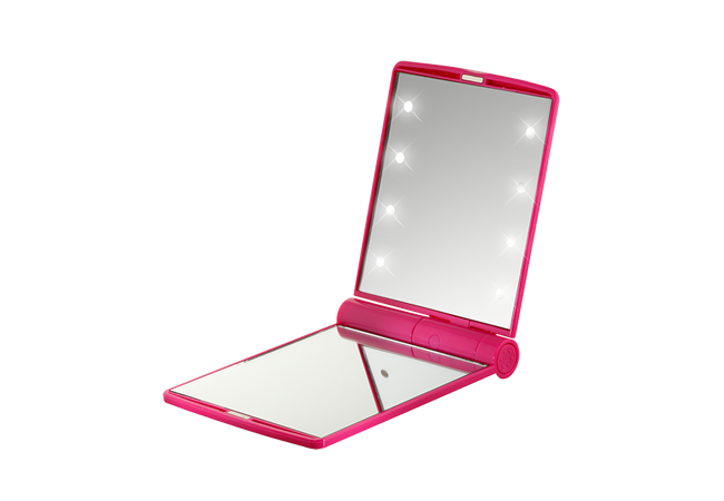 FLO CELEBRITY LED MIRROR