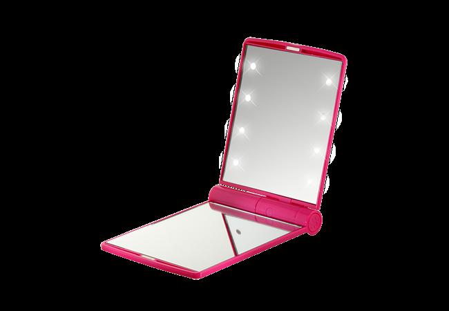 Portable Led Illuminated Mirrors