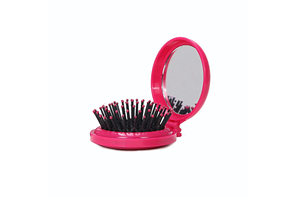POP UP MIRROR AND BRUSH